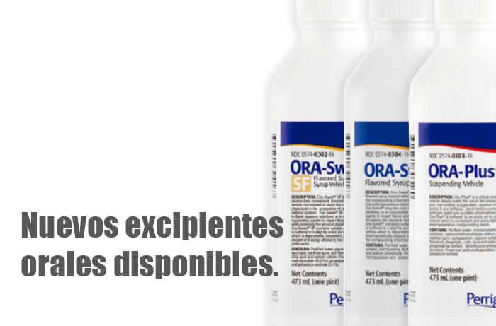 Guinama le ofrece la gama ORA Sweet, ORA Sweet SF y ORA Plus