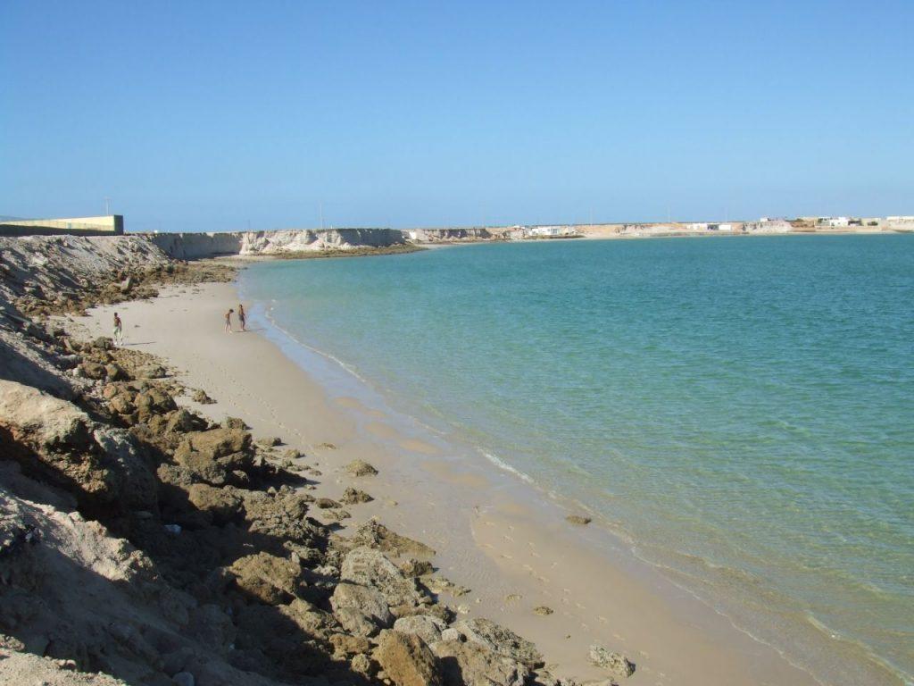 Playa_junto_a_Dajla_