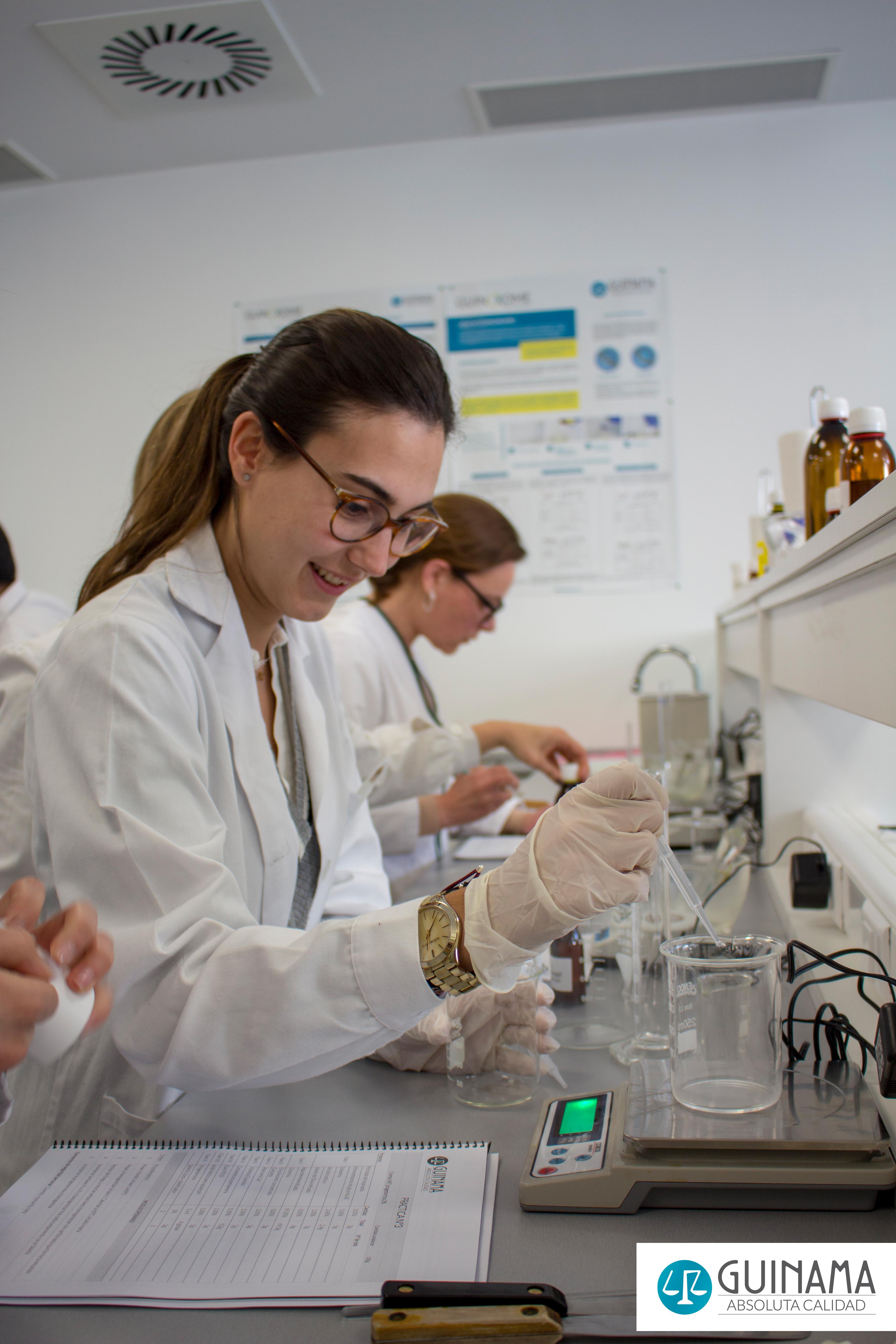 taller formulación magistral en medicamentos transdermales