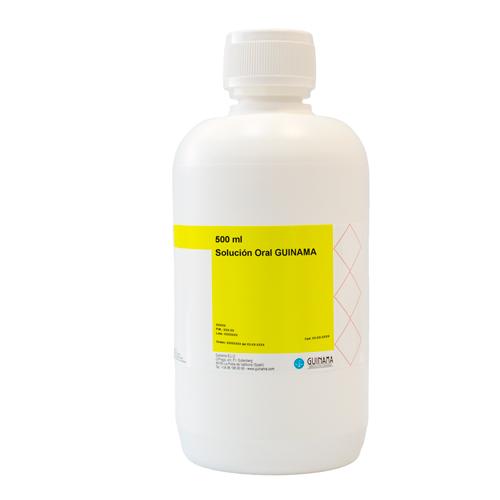 solucion oral guinama 500ml