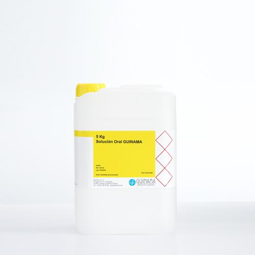 solucion oral guinama 5l