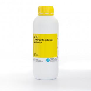 Detergente sulfonado anionico