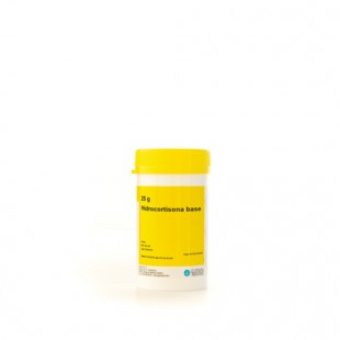 Hidrocortisona-base-25g