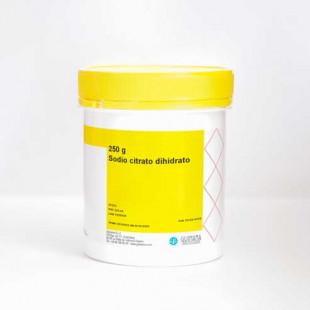 Sodio-Citrato-Dihidrato-250g