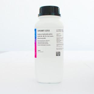 Sodio Hidroxido Lentejas Grado Farma GUINAMA