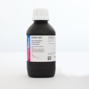 Sodio hipoclorito sol 10% QP 1L GUINAMA