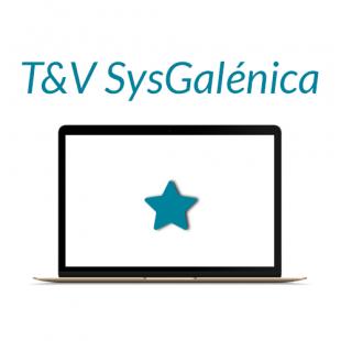 T&S SYSGALENICA ACTUALIZACION