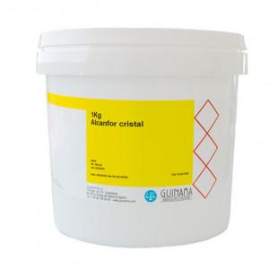 alcanfor cristal 1kg