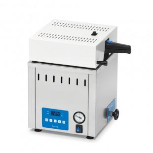 autoclave sobremesa clase n carga veri 8L
