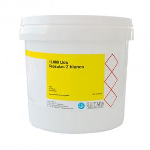 capsulas 2 blanco granel