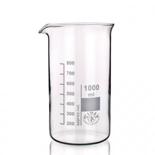 vaso forma alta 50ml