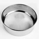 TAMIZ MALLA 0.02mm DIAMETRO 10cm INOXIDABLE