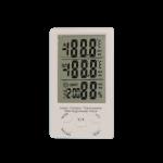 TERMOMETRO DIGITAL -40+70ºC MAX-MIN + HUMEDAD