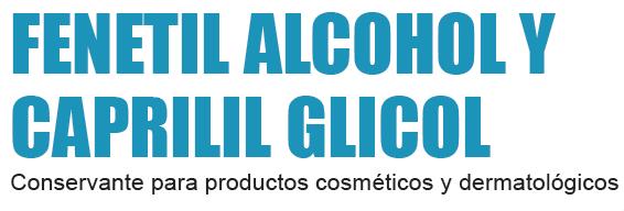 FENETIL ALCOHOL CAPRILIL GLICOL GUINAMA