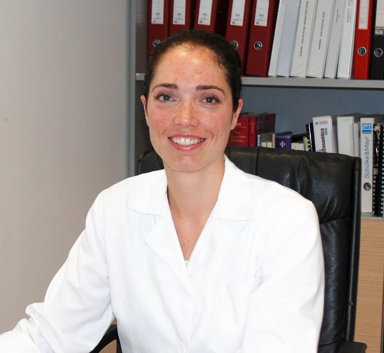 Alicia Navarro Directora Técnica