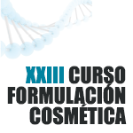 XXIII CURSO FORMULACIÓN COSMÉTICA GUINAMA