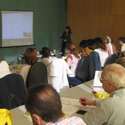 GUINAMA patrocina el curso de Formulación Magistral del COF de Badajoz