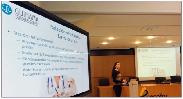 Curso de formulación magistral veterinaria. Alicia Navarro.