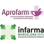 Aprofarm quiere invitar a todos los clientes de GUINAMA a participar en Infarma 2015, que se celebrará en Barcelona los días 24, 25 y 26 de marzo, en el recinto Gran Vía.