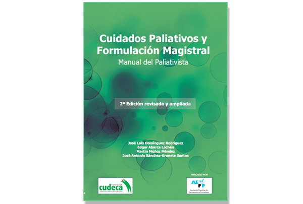 Manual de Cuidados Paliativos y Formulación Magistral.