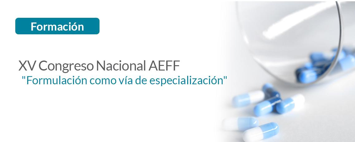 Congreso Nacional de la AEFF en Zaragoza