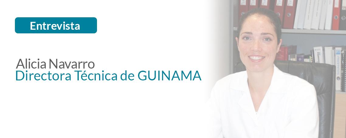 Entrevista a nuestra Directora Técnica Alicia Navarro