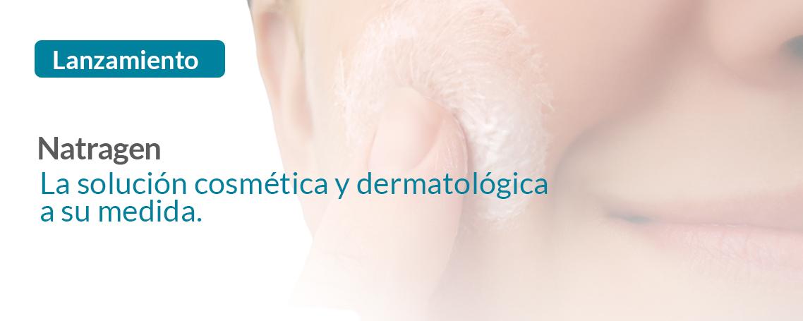 Natragem una solución cosmética y dermatológica a su medida.