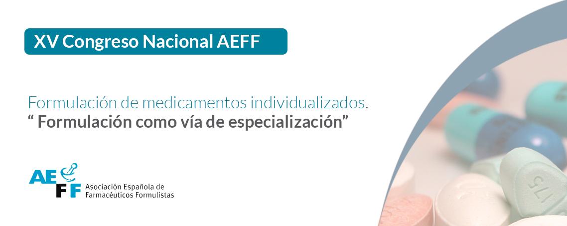 GUINAMA ha patrocinado el XV Congreso Nacional de la AEFF