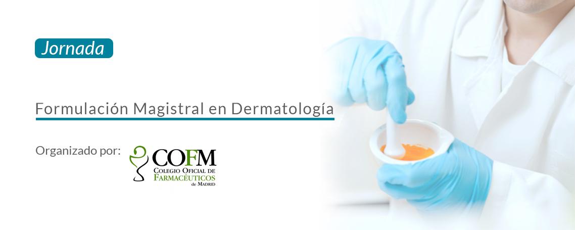 Jornadas de Formulación Magistral en Dermatología patrocinadas por GUINAMA