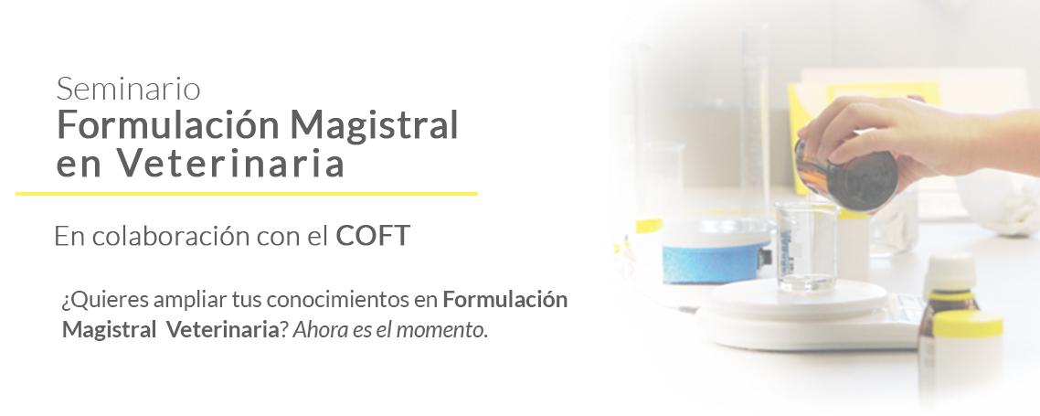 GUINAMA junto con el COFT celebra el seminario orientado a la formulación veterinaria