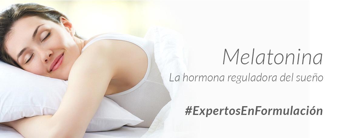 Melatonina, la hormona que regula nuestro reloj biológico ayudándonos a dormir bien