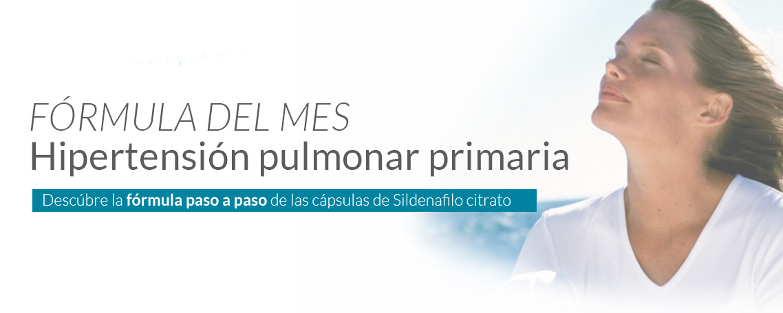 Tratamiento magistral de la Hipertensión pulmonar primaria