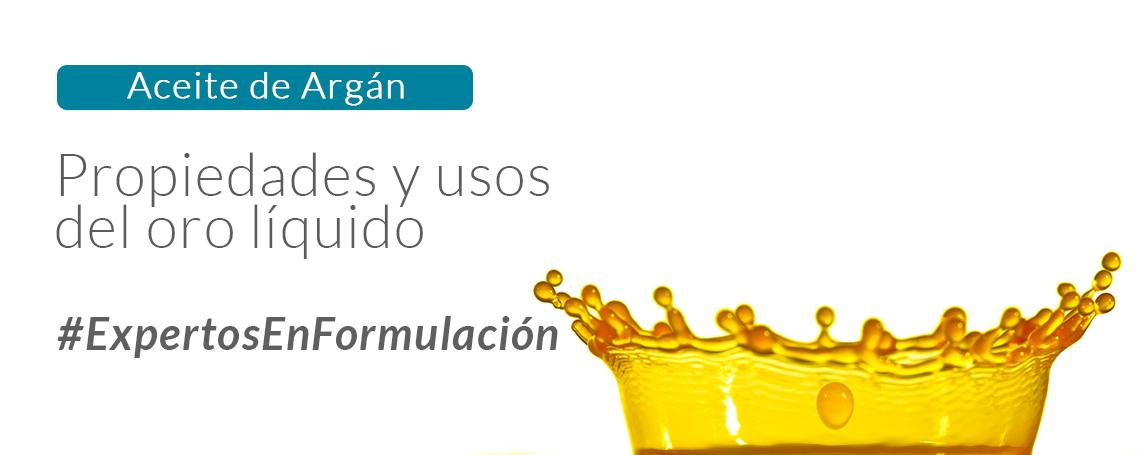 Aceite de Argán o también conocido como oro líquido