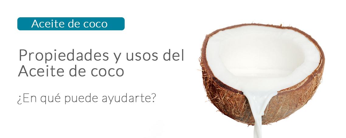 Propiedades y usos sorprendentes del Aceite de coco