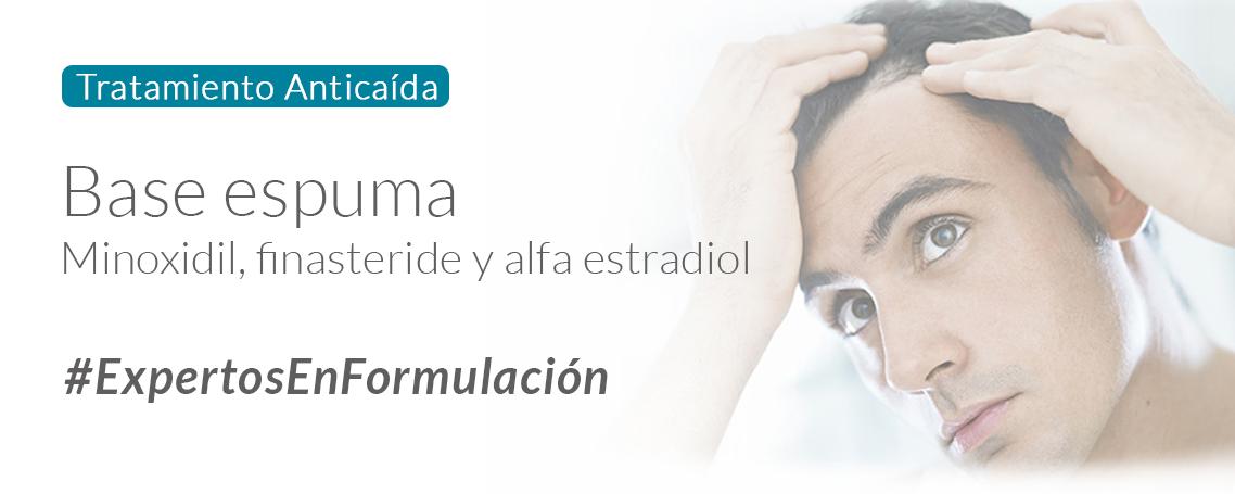 Fórmula del mes: Tratamiento Anticaída