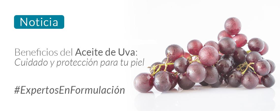 Beneficios del Aceite de Uva: Cuida y protege tu piel