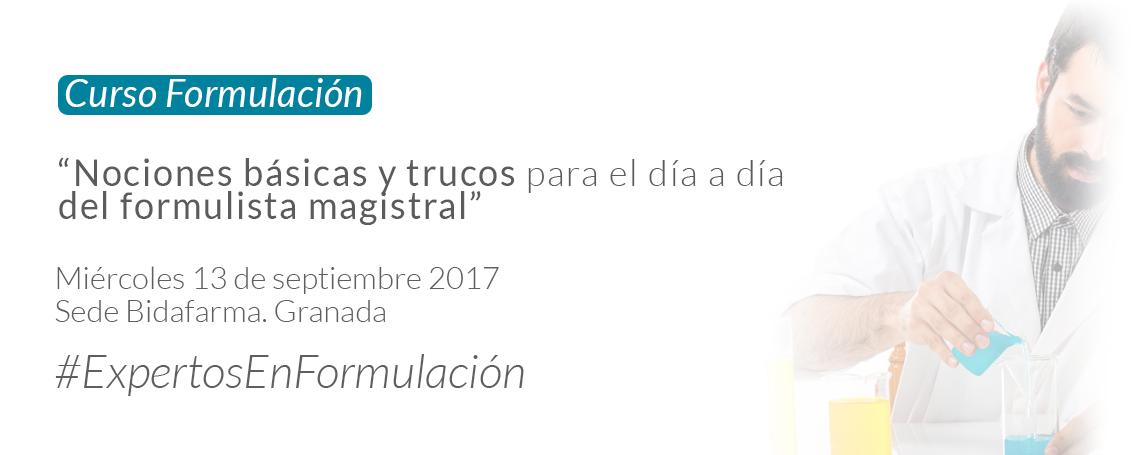 El curso de formulación magistral de GUINAMA llega a Granada