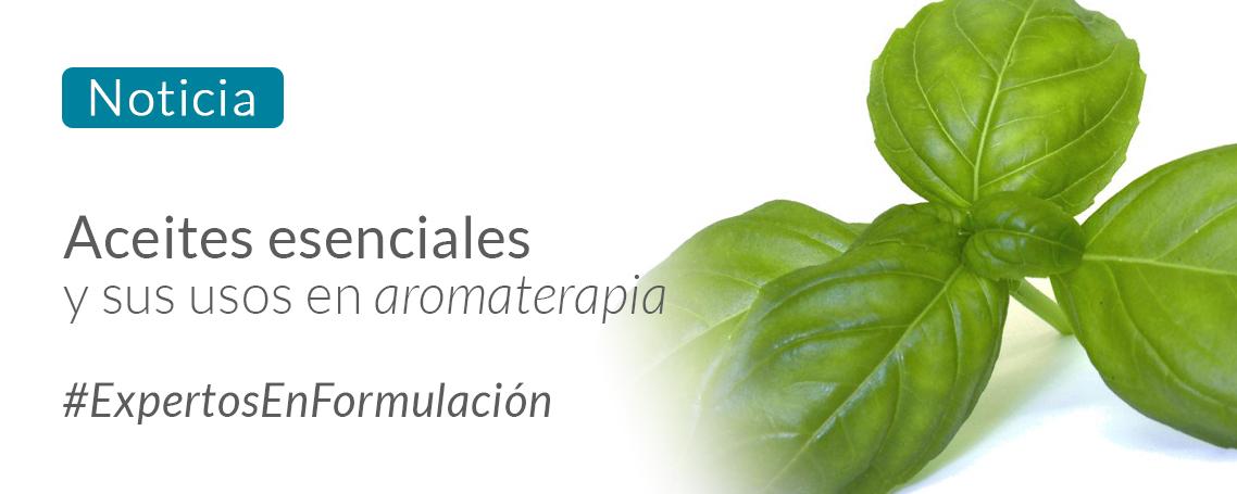 Esencias naturales y sus usos múltiples en aromaterapia.