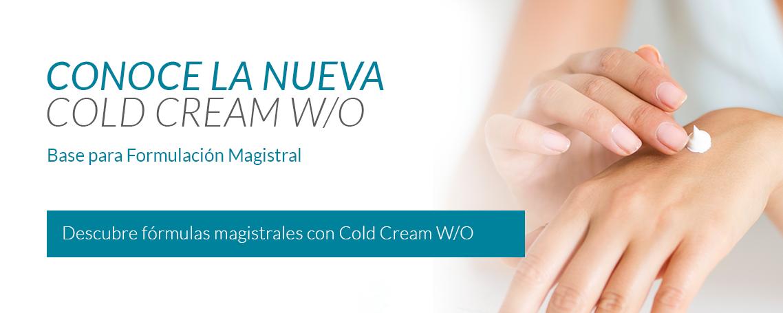 Una nueva Cold Cream reformulada, más ligera y agradable