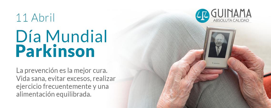 11 de abril, celebramos el Día Mundial del Parkinson