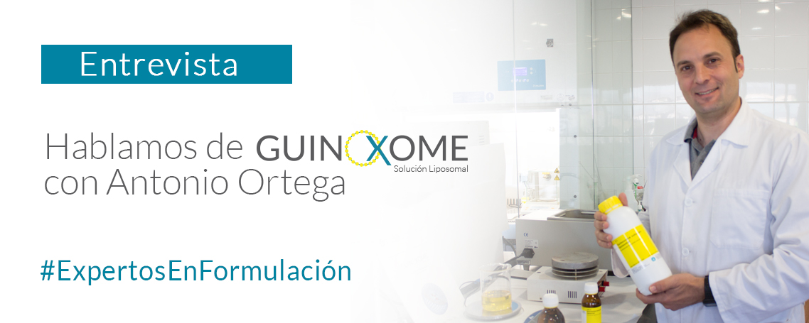 Entrevistamos a Antonio Ortega, Responsable del desarrollo de GuinoXome