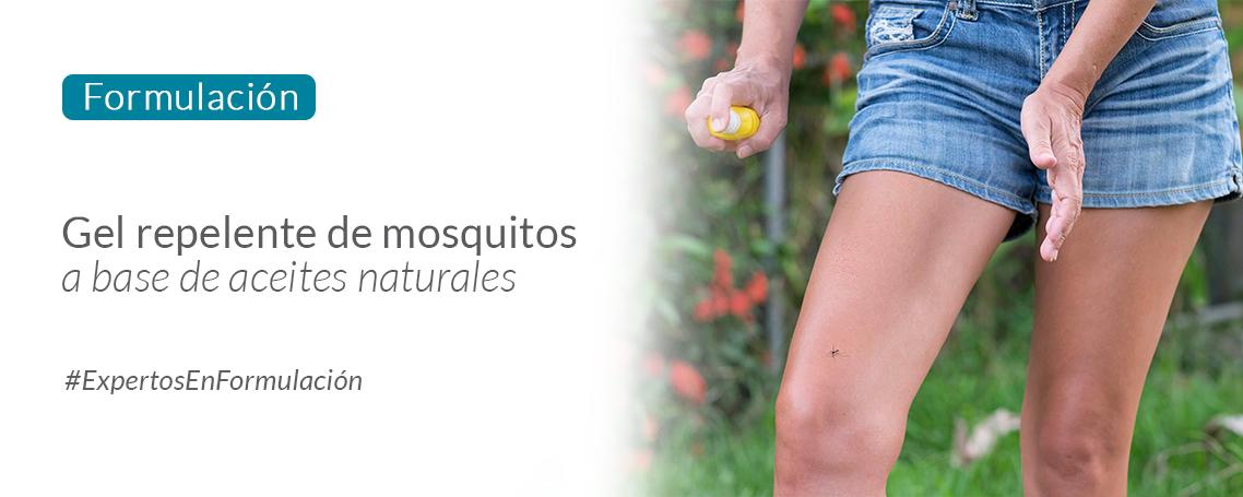 Gel repelente de mosquitos: aprende a elaborarlo