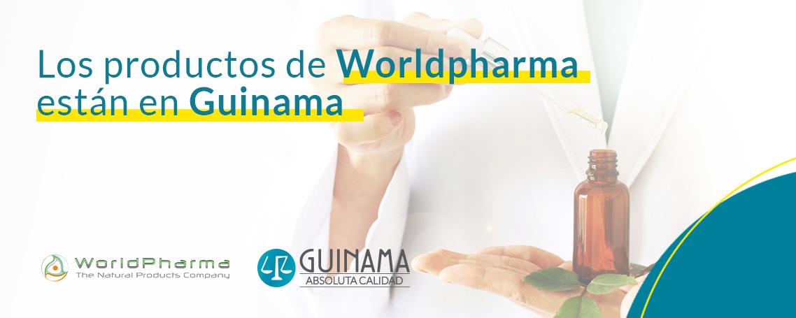 ACUERDO DE COLABORACIÓN ENTRE GUINAMA Y WORLDPHARMA
