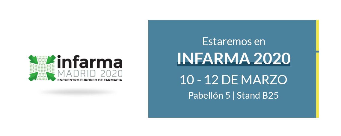 Guinama presente en Infarma 2020