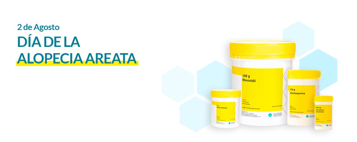 Formulación para el Tratamiento de la Alopecia Areata