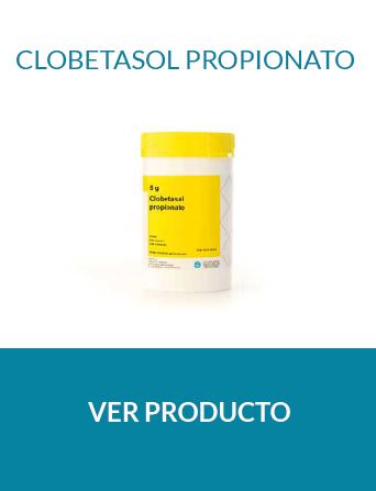 clobetasol propionato